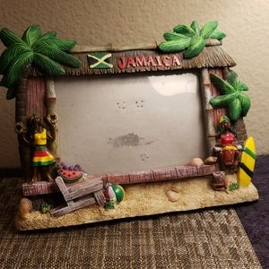 Jamaica Photo Frame